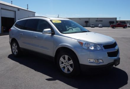 2012 Chevrolet Traverse AWD