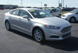 2015 Ford Fusion for sale in Bolivar MO