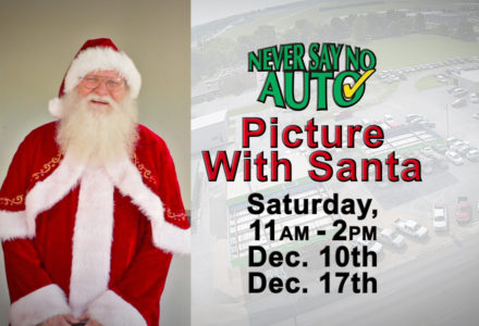 Take your Picture with Santa