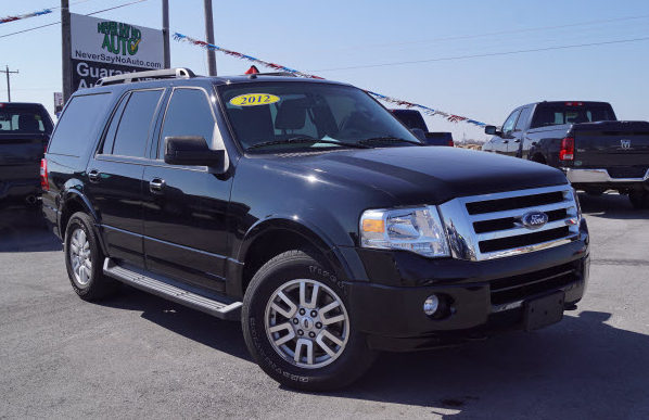 2012 Ford Expedition 4x4 XLT