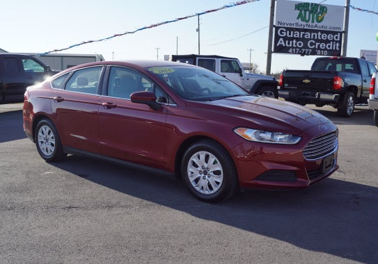 2014 Ford Fusion for sale in Bolivar MO
