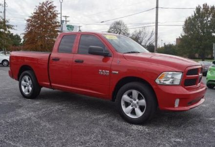 2014 Ram Quad Cab for sale in Springfield MO