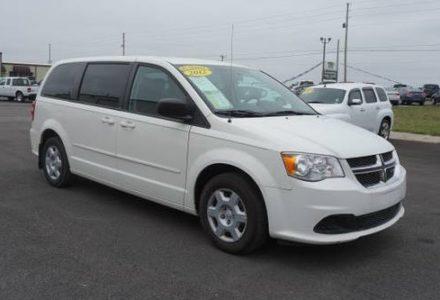 2012 Dodge Grand Caravan – Bolivar MO