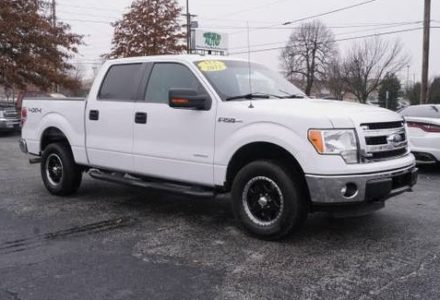 2013 Ford F150 SuperCrew 4×4 – Springfield MO