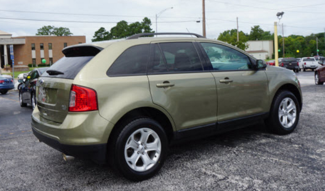 2013 ford edge awd sel for sale in springfield mo never say no auto. Black Bedroom Furniture Sets. Home Design Ideas