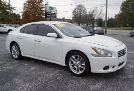 2014 Nissan Maxima 3.5 S for sale in Springfield MO