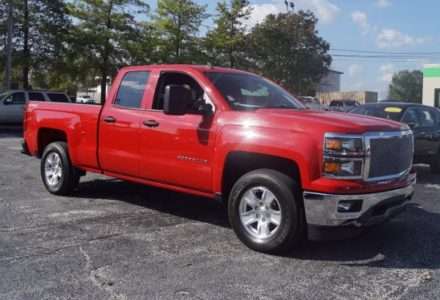 2014 Chevrolet Silverado LT Crew Cab 4x4 for sale in Springfield MO