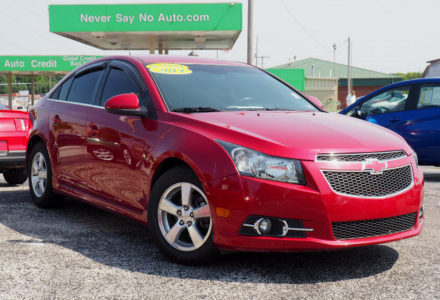 2014 Chevrolet Cruze – Springfield MO