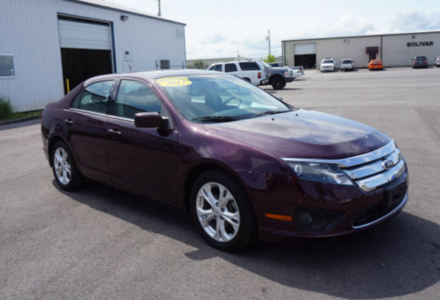 2012 Ford Fusion for sale in Bolivar MO