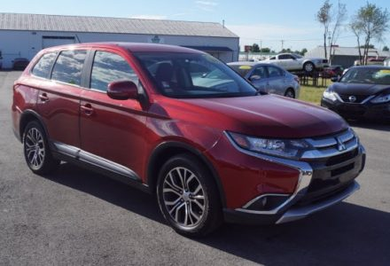 2016 Mitsubishi Outlander for sale in Bolivar MO