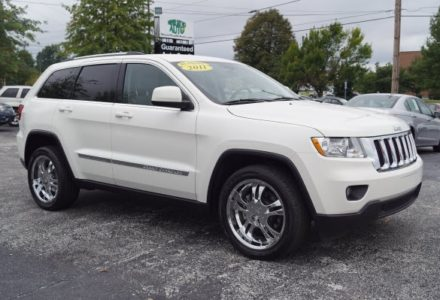 2011 Jeep Grand Cherokee for sale in Springfield MO