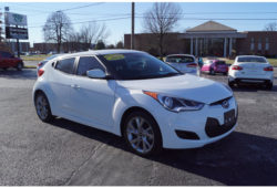 2016 Hyundai Veloster 3dr for sale
