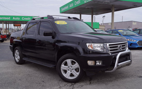 2013 honda ridgeline 4x4 springfield mo never say no auto. Black Bedroom Furniture Sets. Home Design Ideas