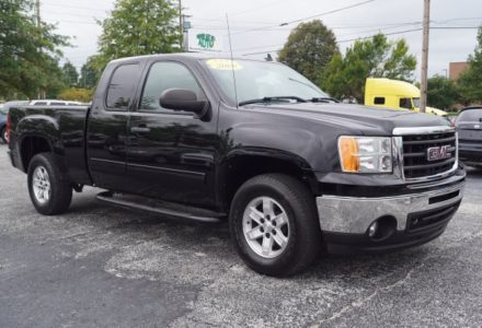 2009 GMC Sierra Ext. Cab 4x4 for sale in Springfield MO
