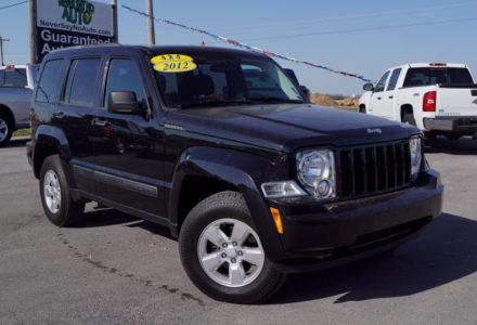 2012 Jeep Liberty 4×4 – Bolivar MO