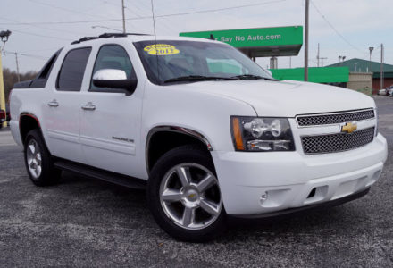 2012 Chevrolet Avalanche – Springfield MO
