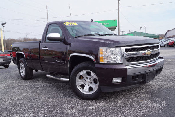 2008 chevrolet silverado springfield mo never say no auto. Black Bedroom Furniture Sets. Home Design Ideas