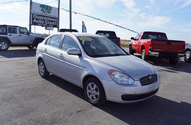 2011 Hyundai Accent Bolivar Mo Never Say No Auto