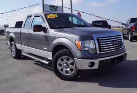 2012 Ford F150 SuperCab