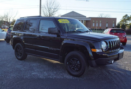 2015 Jeep Patriot – Springfield MO