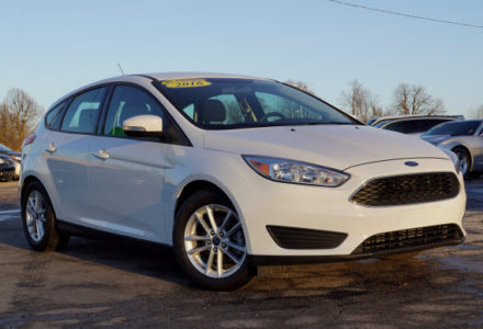 2016 Ford Focus Hatchback – Springfield MO