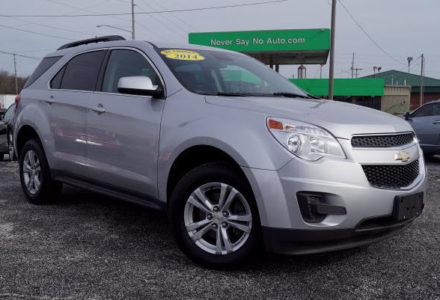 2014 Chevrolet Equinox – Springfield MO