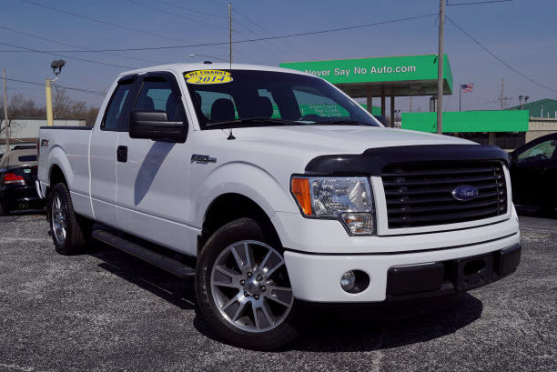 2014 Ford F150 SuperCab