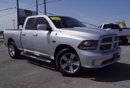 2013 Dodge Ram Quad Cab – Bolivar MO
