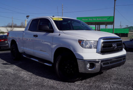 2012 Toyota Tundra – Springfield MO