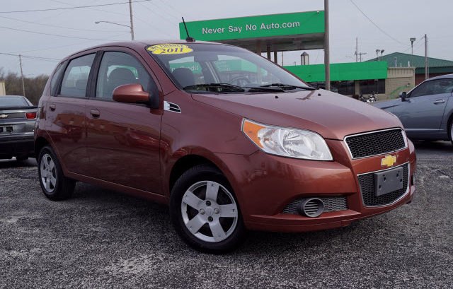 2011 Chevrolet Aveo Springfield Mo Never Say No Auto