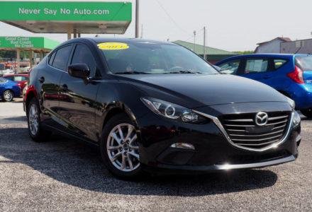 2014 Mazda3 i