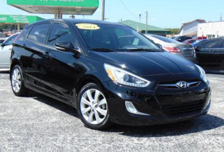 2014 Hyundai Accent – Springfield MO
