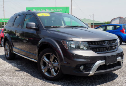 2017 Dodge Journey Crossroad – Springfield MO