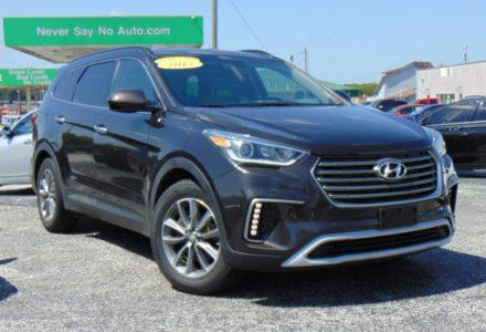 2017 Hyundai Santa Fe – Springfield MO