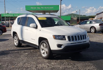 2015 Jeep Compass – Springfield MO