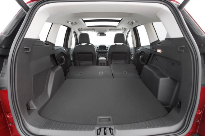 Ford Escape Cargo Space >> 10 Reasons To Buy A Ford Escape Never Say No Auto
