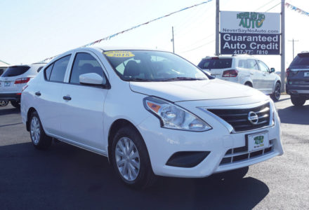 2018 Nissan Versa Plus – Bolivar MO