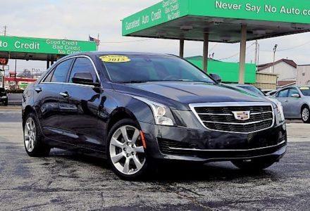 2015 Cadillac ATS – Springfield MO