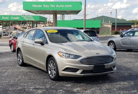 2017 Ford Fusion – Springfield MO