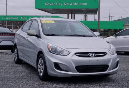2016 Hyundai Accent – Springfield MO