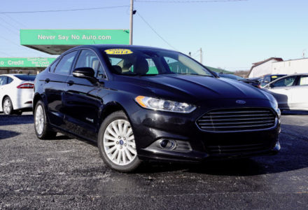 2014 Ford Fusion Hybrid – Springfield MO