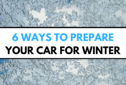 6 Ways to Prepare Your Car for Winter
