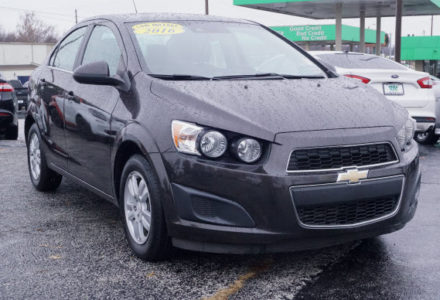 2016 Chevrolet Sonic – Springfield MO