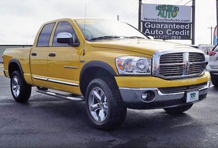 2007 Dodge Ram Quad Cab