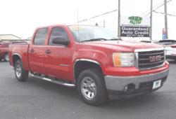 2008 GMC Sierra