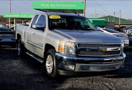2012 Chevrolet Silverado – Springfield MO