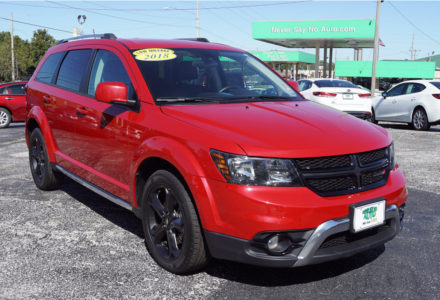 2018 Dodge Journey Crossroad – Springfield MO