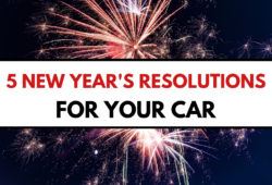 5 New Year's Resolutions For Your Car