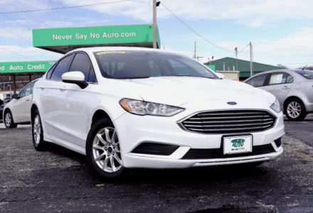 2017 Ford Fusion – Springfield MO