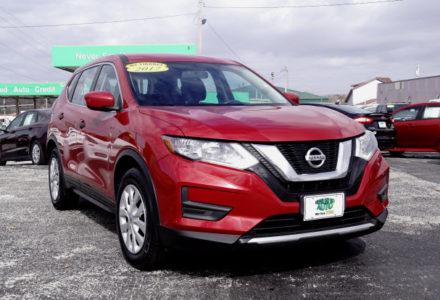 2017 Nissan Rogue – Springfield MO